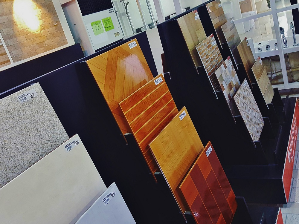 Mariwasa Showroom for your Home Finishing Needs - Feature ...