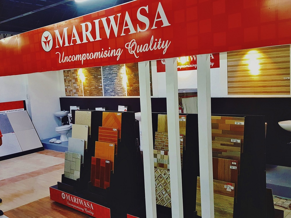 Mariwasa Showroom For Your Home Finishing Needs News And Feature
