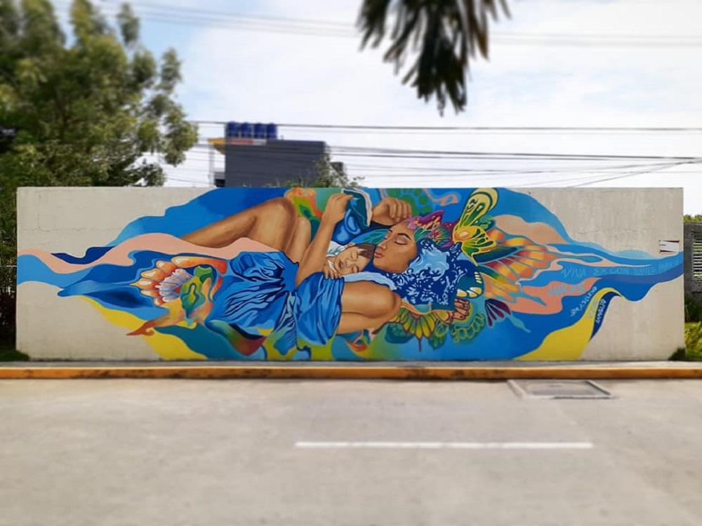 Murals in Iloilo