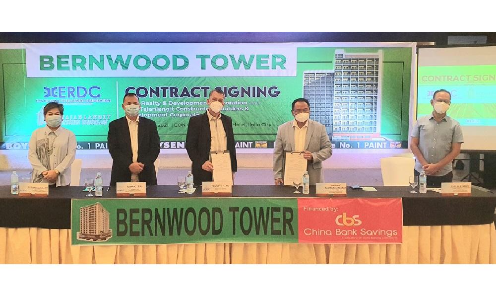 Bernwood Tower Iloilo