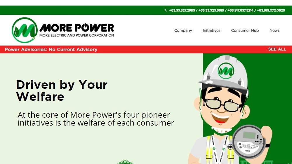 MORE Power Consumers