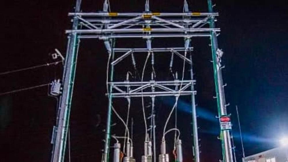 MORE 69kV Transmission Line