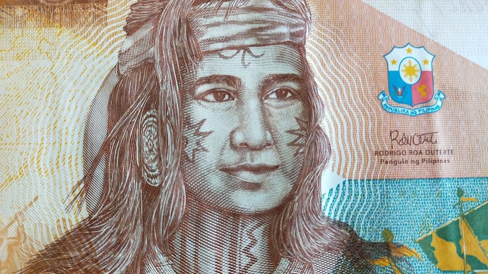 5000 Peso Bill