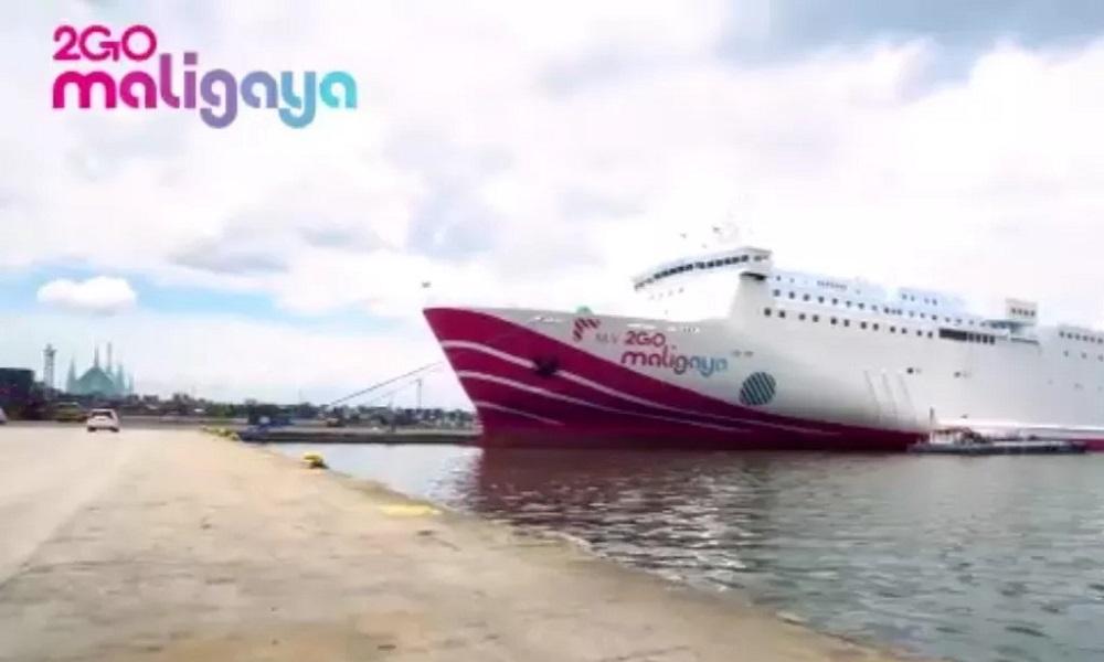 2GO MV Maligaya