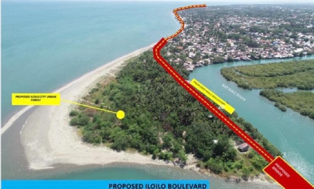 Beach Forest in Iloilo City