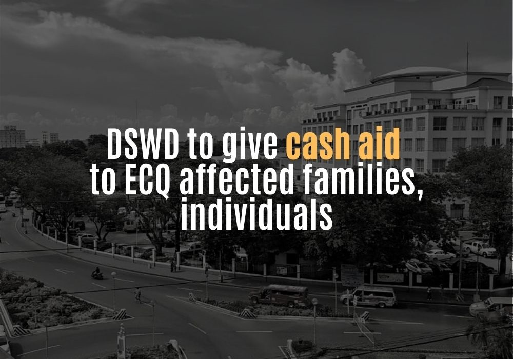DSWD Cash Aid
