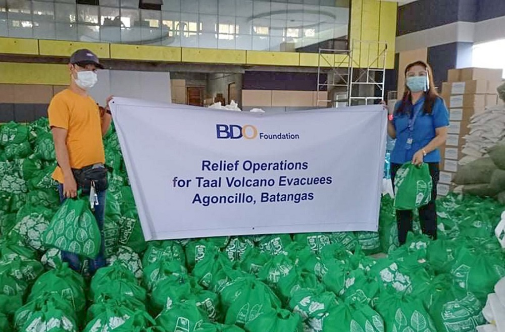 BDO Foundation Assists Communities
