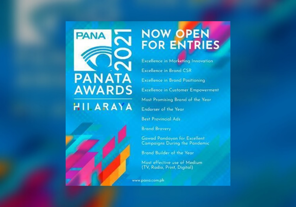 Call for Entries PANAta Awards