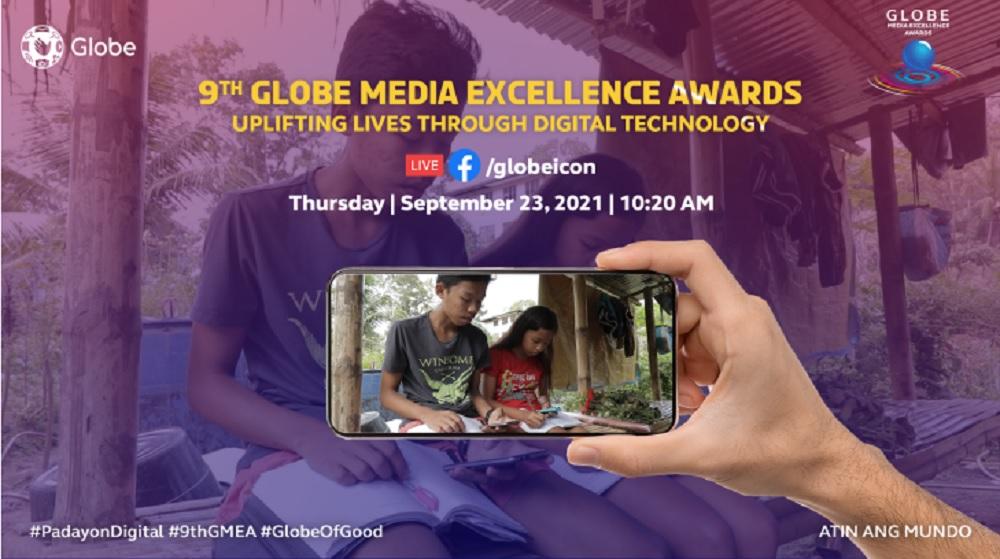 9th Globe Media Excellence Awards